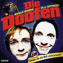 Die Doofen – Lieder, Die Die Welt Nicht Braucht - 1995