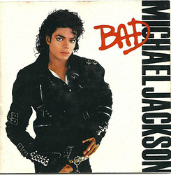 Michael Jackson – Bad - 1987